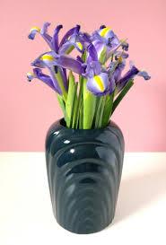Vase With Irises Decorating With U002780s Deco Vases Mirror80