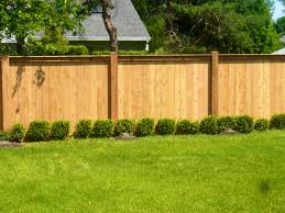 Types Of Backyard Fencing Patio Archaicfair Fence Ideas Design And Cooper House Fences For