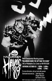 happy halloween cover photo happy halloween full gallery of every wcw halloween havoc poster