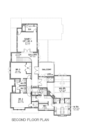Houseplans Com by Mediterranean Style House Plan 3 Beds 4 00 Baths 4472 Sq Ft Plan