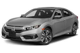 honda civic ex l 2017 honda civic ex l 4dr sedan specs and prices