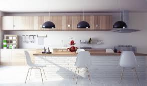 idee cuisine en l 99 idées de cuisine moderne où le bois est à la mode