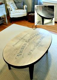 themed coffee table 9 wine themed decor projects the graphics fairy