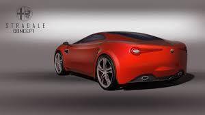 alfa romeo stradale alfa romeo stradale design concept imagined as an 8c competizione