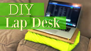 Diy Lap Desk D I Y Lap Desk Youtube