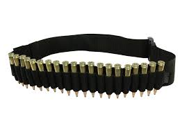 midwayusa black friday midwayusa rifle ammo belt 20 round black mpn 613753
