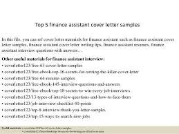 cover letter for assistant assistant cover letter example