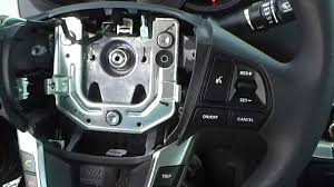 2014 kia rio cruise control install youtube