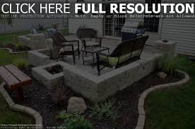 small backyard patio paver ideas home outdoor decoration