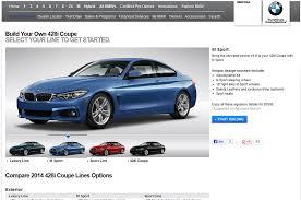 build my lexus hybrid 2014 bmw 4 series online configurator launches