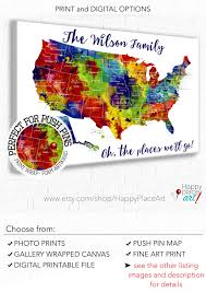 Major Cities Of Usa Map by Large And Bright Family Travel Map Usa Map With States And