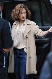 jennifer lopez on the set of shades of blue in new york 07 23 2015