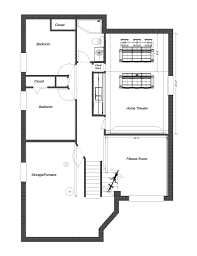 Home Layout Ideas Lovely Small Basement Layout Ideas With Basement Designs Plans