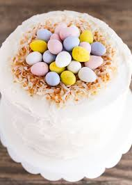 Easter Decorations For Cakes by Easter Egg Layered Cake I Heart Nap Time