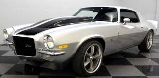 2nd camaro for sale silver 2nd 1973 chevrolet camaro z28 3spd for sale in