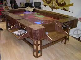 Dining Room Pool Table Combo Amusing Breathtaking Combination Pool Table Dining Room 73 On
