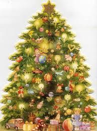 tree 3d advent calendar calendar club uk