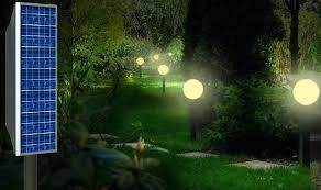 Outdoor Solar Panel Lights - outdoor solar garden string lights garden lights with remote solar