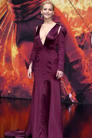 Mockingjay Halloween Costume Jennifer Lawrence Leads Hunger Games Stars Stuns