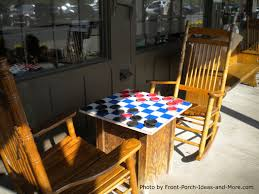 cracker barrel table game entertaining ideas front porch classics board games party