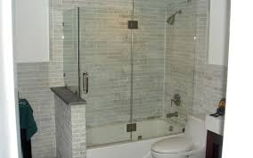 Glass Doors For Tub Shower Showers