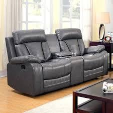 Grey Recliner Sofa Grey Leather Recliner Grey Leather Recliner Sofa 2 Grey Faux