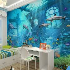 Kids Room Wallpapers by Online Get Cheap Kids Wallpaper Minions Aliexpress Com Alibaba