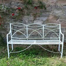 Antique Rod Iron Patio Furniture by Old Wrought Iron Garden Furniture Antique Wrought Iron Bench