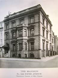 mansions of the gilded age the w a salomon town house 1020
