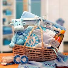 new gift baskets new arrival blue baby carrier gift basket new baby gifts