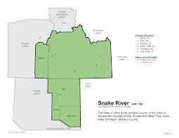 Idaho Counties Map U S Masters Swimming Snake River Lmsc
