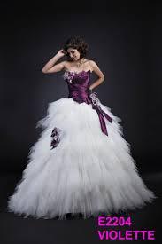 robe violette mariage robe de mariée violette robes de mariée et beauté