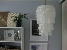 diy shell chandelier faux capiz shell chandelier capiz shell chandelier ideas home