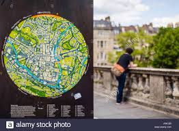 Bath England Map by Tourist Town Map Of Bath Somerset England Uk Stock Photo