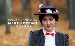 Create Halloween Costume Create Mary Poppins Costume Babble
