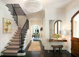 Entry Stairs Design Key Measurements Hallway Design Fundamentals