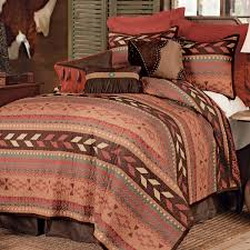 Quilted Rugs Arrow Quilt Bedding Collection