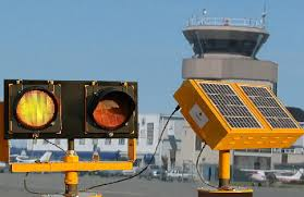 solar powered runway lights solar runway lights to improve airfield safety in middle east