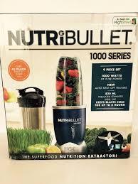 Discount Nutribullet Insulated Travel Bag Nutribullet Pro 1000 Series Extractor Blender Set 1000watt Boxed