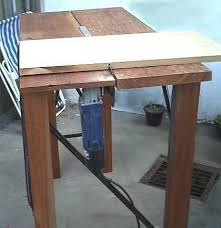 Make A Cheap End Table by A Cheap U0026amp Useful Cutting Table 3 Steps