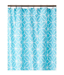 amazon com trina turk trellis turquoise shower curtain home