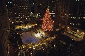 rockefeller center christmas tree history a new york city holiday