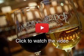 welcome to lakeridge winery