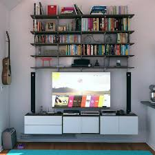 wall mount media cabinet wall mounted media center with open box cabinet u2013 modern shelving