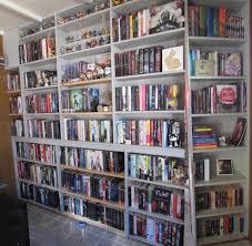 bekka u0027s updated bookshelf tour u2013 pretty deadly reviews
