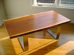 Flat Bar Table Legs Cute Industrial Steel And Wood Coffee Table Metal Leg Pri Thippo