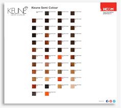 keune 5 23 haircolor use 10 for how long on hair keune semi color shades hair styles pinterest color shades