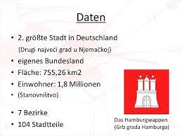 größte stadt deutschlands fläche hamburg eine präsentation könig hamburg quiz ppt