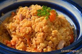 comment cuisiner lentilles lentilles corail express à la pancetta un an pour faire