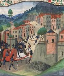 siege of carcassonne edward the black prince
